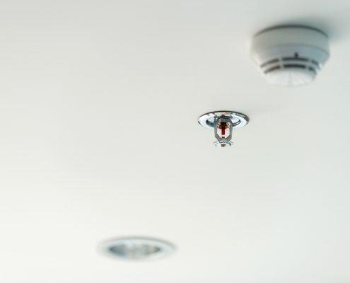 endiio Überwachungssysteme für Brand- und Rauchmelder