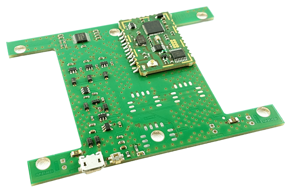 endiio Evaluation Board