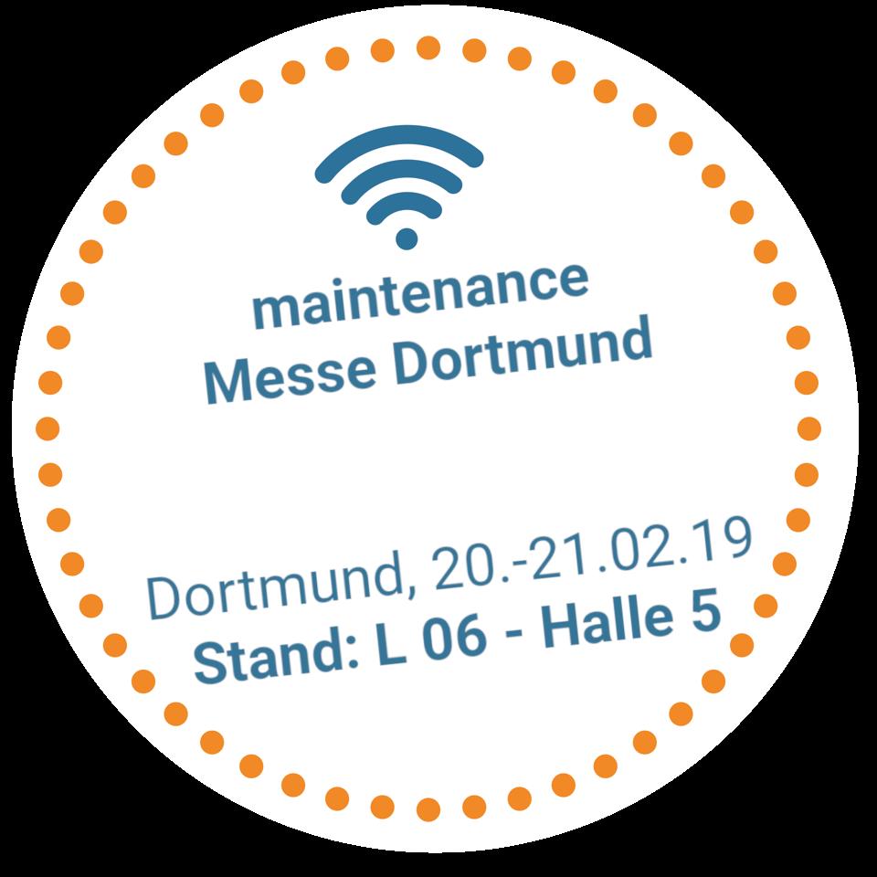 Maintenance Messe Dortmund
